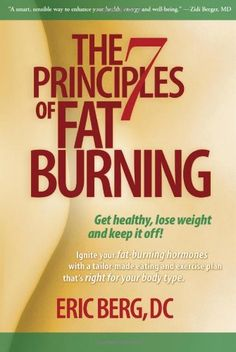 THE 7 PRINCIPLES OF FAT BURNING: Get healthy, lose weight and keep it off