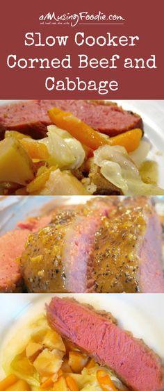 ... | Slow cooker corned beef, Homemade applesauce and Slow cooker beef