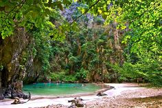 Koh Muk Island, Trung, Thailand