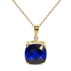 Ebay NissoniJewelry presents - .01CT w/ Created Sapphire 10k Y/Gold Pendant    Model Number:CP-4998CSA    http://www.ebay.com/itm/01CT-w-Created-Sapphire-10k-Y-Gold-Pendant-/222062053765