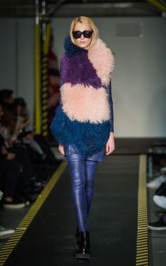 House of Holland. See all our favorite looks from London fashion week fall 2015.