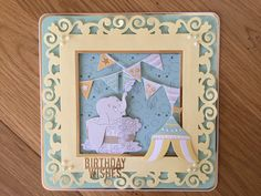 Disney dumbo birthday card