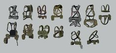 Concept art for Metal Gear Online