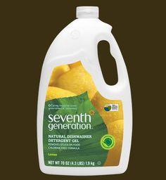 Automatic Dishwasher Gel Lemon 70 oz