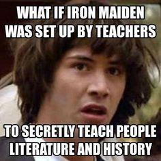 Iron Teacher