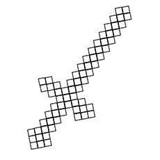 b95ae1ce9cfe33d8a211a b7 minecraft sword crossword