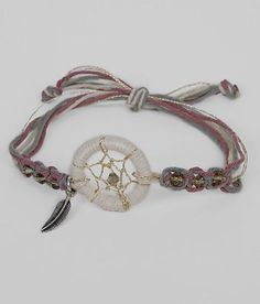 Festive Dreamcatcher Bracelet