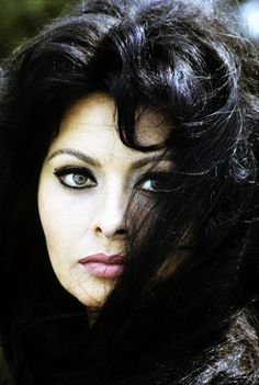 Sophia Loren (1934-09-20 Rome); Italian voluptuous sex goddess/21 Greatest Screen Legends; from slums to 2nd prize Miss Italy @14 (1948) where meets future husband (1966) film prod. Carlo Ponti (22 yrs older), 2 sons; 1st US hit 1957 Boy on a Dolphin; returned to Italy 1960 for Two Women (won Oscar); 50 awards!; sister Maria Scicolone married to Mussolini's son Romano; 1980s 1st actress to launch own fragrance/eye wear; 1982 voluntarily jail for tax evasion; 2007 @72! Pirelli Calendar; 92…