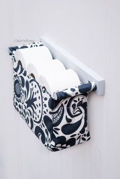 TOP 10 Diy Toilet Paper Holder Ideas - Solid DIY