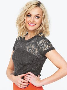 Fearne Cotton Lace T-shirt | Very.co.uk