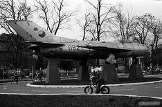 Bratislava, Old Photos, Vintage Posters, Fighter Jets, Nostalgia, Times, Park, Retro, Inspiration
