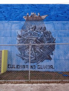 """PUERTO RICO ART NEWS - REVISTA DE ARTE: El arte urbano arropa la isla municipio con el éxito de """"Culebra es Ley"""""""