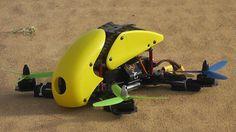 RoboCat 270 FPV Racing Quadcopter Quick Review
