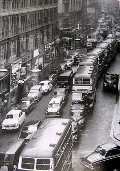 New St 1960 Walsall, Birmingham England, Bucharest Romania, Best Cities, British Isles, Great Britain, Old Photos, Sutton Coldfield, Morris Minor