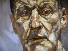 self portrait by lucian Freud .............c951 by anchorphotos, via Flickr