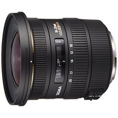 Sigma 10-20mm f/3.5 EX DC HSM ELD SLD Aspherical Super Wide Angle Lens for Canon Digital SLR Cameras