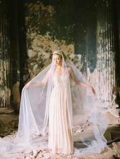 Greek Mythology Wedding Inspiration | Photos by Elena Pavlova