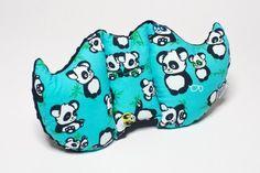 "Travel pillow ""Panda i banda"" dreamko.pl"