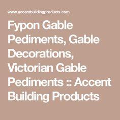Cs ds suede drystack ledgestone cultured stone stone for Fypon gable pediments