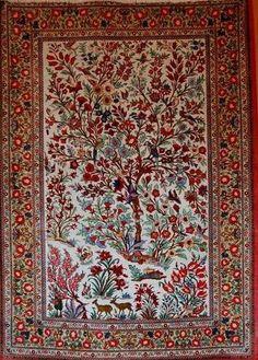 Antiker kaukasischer kazak shulaver teppich antique - Alfombras persas barcelona ...