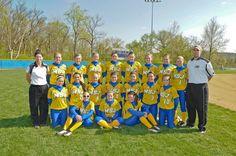 The Mount softball team