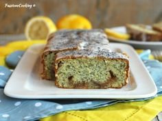 Torta al limone con cuore di marmellata http://blog.giallozafferano.it/passionecooking/torta-al-limone-e-marmellata-sofficissima/