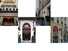 In honor of Bastille Day, we'd like to present our Parisian hotels from the Besse Collection to you, so you can book your trip and experience the culture and history of Paris!  - The Bel Ami, Edouard 7, Hotel de Sers and Hotel Vernet respectively.  #DDHRM