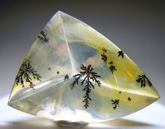 Dendritic Quartz.