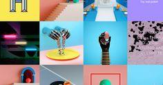 Необычная идея, как организовать галерею на сайте и выиграть джекпот от дизайнерской студии, работающей в области искусства, моды и развлечений.