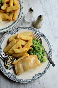 Gluten Free Fish and Chips by Karen Burns-Booth