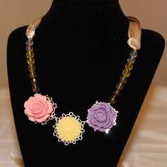 Pretty in Flowers from www.leejewelry.net