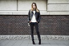 afterDRK outfit, Dr Denim, Style by Marina, Diesel, Ralph Lauren, Isabel Marant, Amsterdam Bag Company