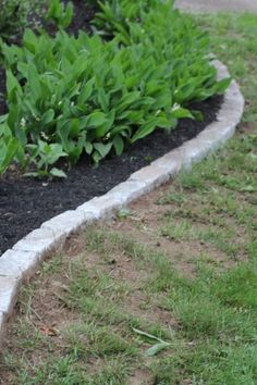 garden edgers. How To Install Cobblestone Edging Garden Edgers