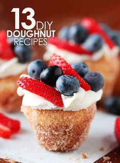 Doughnut Time! The Best Recipes to Make these Classic Treats at Home