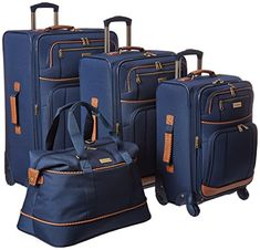 Ed Heck Luggage Big Fish Spinner Luggage 21