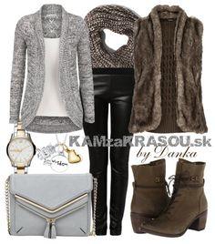 Kožušinová vesta - KAMzaKRÁSOU.sk #kamzakrasou #sexi #love #jeans #clothes #coat #shoes #fashion #style #outfit #heels #bags #treasure #blouses #dress
