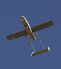 UAV Pioneer en misión de vigilancia sobre Irak I am surprise I was not in this types of stuffs early on. Very interesting to say the