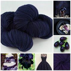 Color Inspiration: Eggplant
