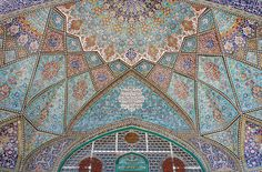Domes and Muqarnas - Persian Architecture