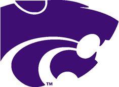 My alma mater: Kansas State University PURPLE Wildcats!