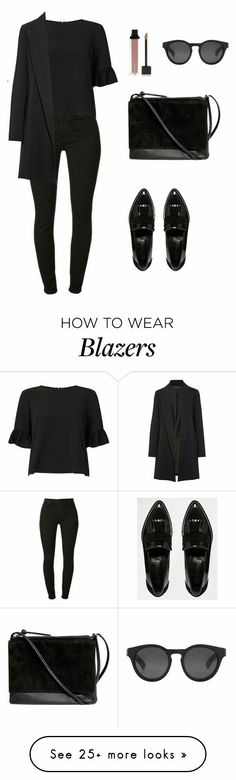 All-Black Outfit Ideas That Are Seriously Chic www.bloody-fabulo… A black outfit is the perfect canvas for a pop of color in your accessories. Classy Outfits, Casual Outfits, Cute Outfits, Fashion Outfits, Work Fashion, Trendy Fashion, Womens Fashion, Fashion Black, Look Legging
