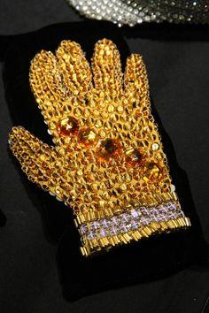 Michael Jackson Memorabilia On Display For Auction