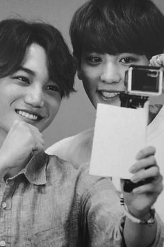 Kai + Chanyeol