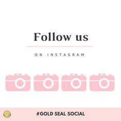 Let's get social! Follow us on Instagram!  #goldsealsocial #marketing #agency #socialmedia #SMM #SocialMediaManager #Advertisers  #Digital #SEO #Specialist #Growth #Happiness #Progress #Success #instamood #instadaily  #picoftheday Seo Specialist, Social Media Marketing, Seal, Happiness, Success, Mood, Let It Be, Digital, Tips