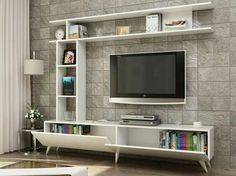 38 things you should know about living room design with television 16 ~ Design And Decoration