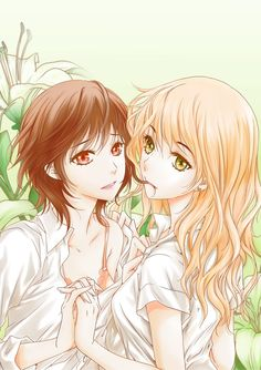 Online manga reader for scanlations released by Dynasty Scans and other Yuri groups. Manga Yuri, Yuri Anime, Anime Naruto, I Love Anime, Awesome Anime, Girly, Manga Pages, Fujoshi, Manga To Read