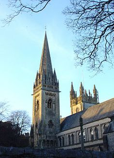 Cardiff University Chamber Choir and Symphony Orchestra at Llandaff Cathedral, Saturday 27 October, 7.30 p.m.