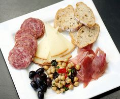 Tapas Plate - Perfect for our upcoming tapas party!