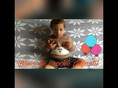 Blusa em Crochê Infantil Tamanho 2/3 Anos 2/2 Super Fácil - YouTube Crochet Baby, Crochet Patterns, 1, Teddy Bear, Toys, Youtube, Animals, Crochet Coat, 3 Year Olds