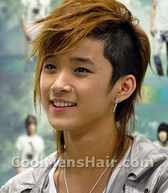Pin By Nut Wongsakornchaiyachok On Hair Style Pinterest More - Mens hairstyle undercut 2012